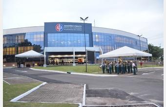 mini fachada Sede das Promotorias
