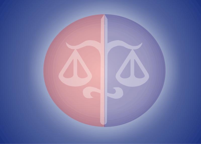 Logomarca MPMA Fundo Azul