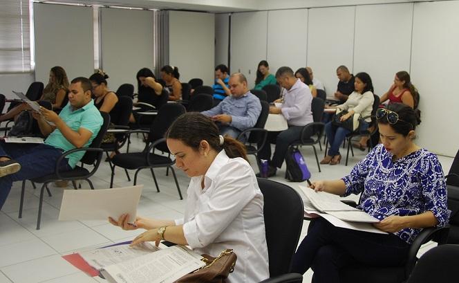 Iniciado curso de portugu s e reda o para servidores do mpma for Intranet ministerio interior