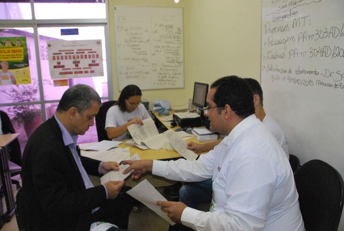 Conselheiros Tutelares Reunião Dr. Haroldo