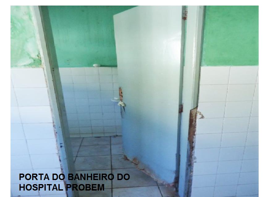 PORTA DO HOSPITAL PROBEM