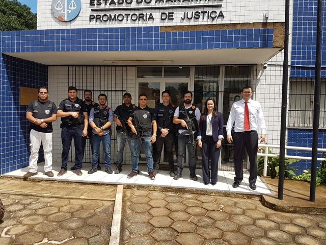 OPERAÇÃO DIAFANEIA - Polícia cumpre mandados de busca e apreensão em Pio XII