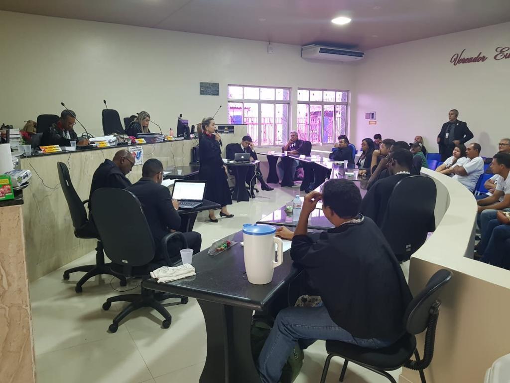 Caso Bertim: Acusados são condenados a 34 anos em regime fechado