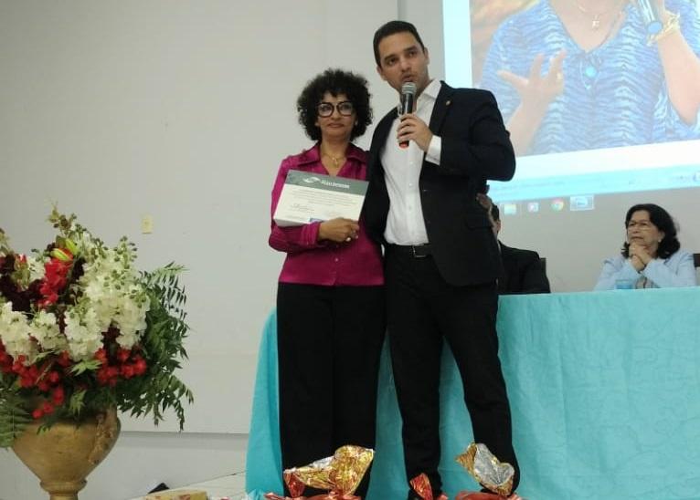 Premiação Dra Maria José 3