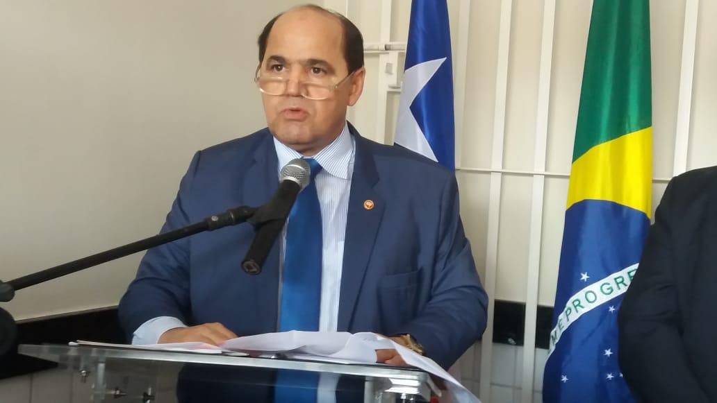 Discurso PGJ em Bequimão