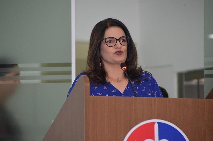 Ana Teresa discurso