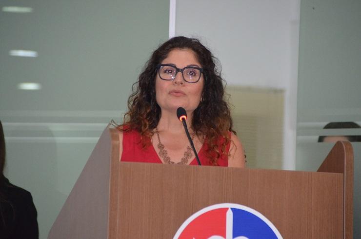 Luísa Marilac Discurso