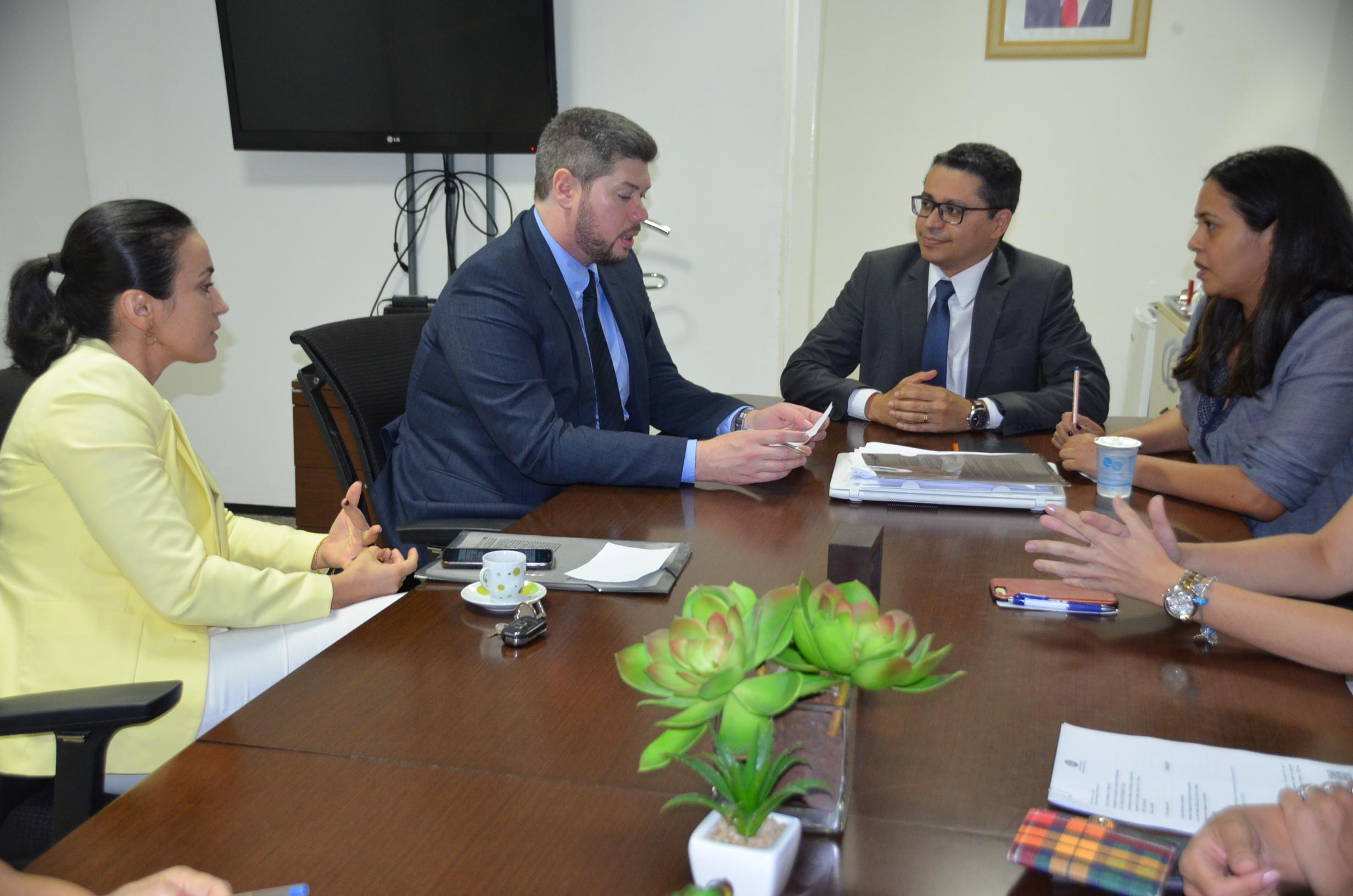 Foto Reunião SES Principal