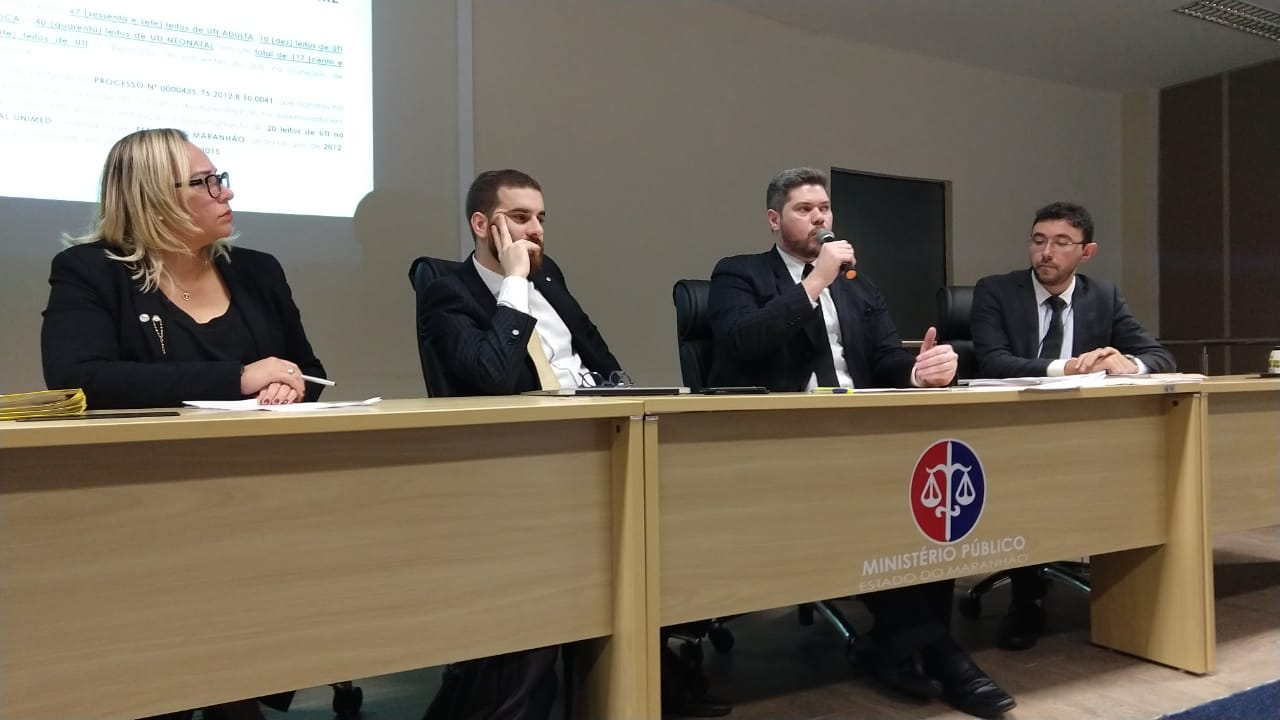Mesa Audiência Pública ITZ