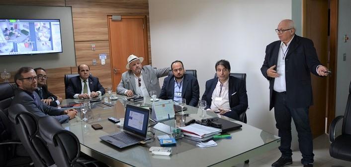 Reunião PGJ UEMA