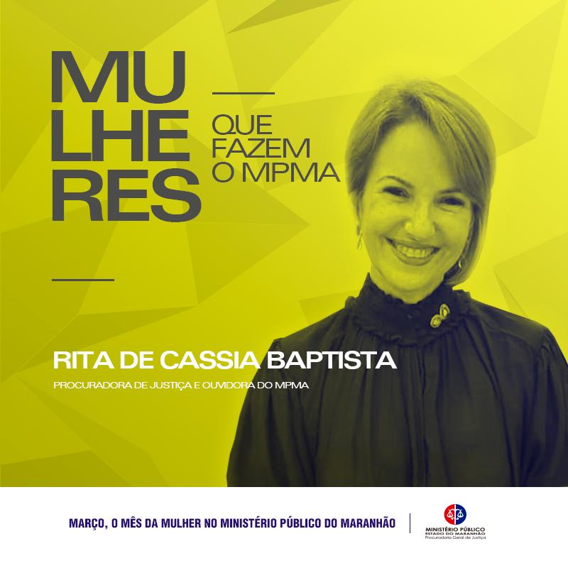 RITA DE CASSIA BAPTISTA