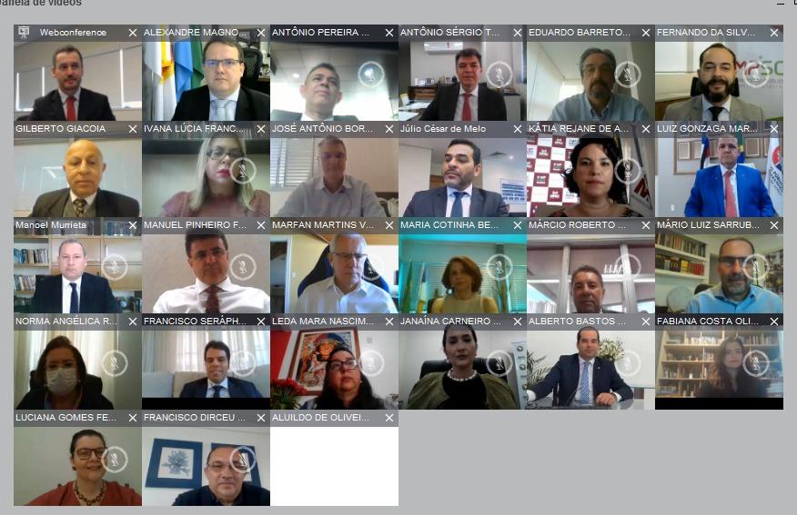 Reunião CNPG geral