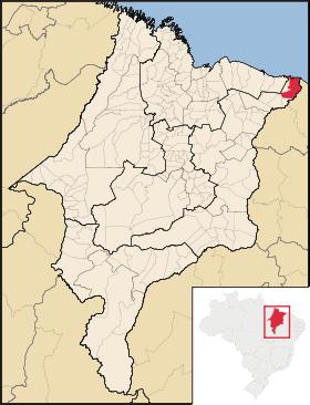 Mapa Araioses