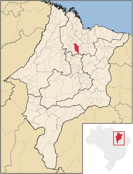 Mapa Arari 2