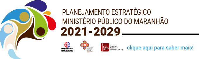 Planejamento estratégico 2021-2029