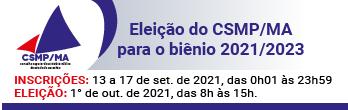 eleicao csmp 2021-2023