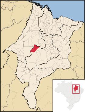 Mapa Arame