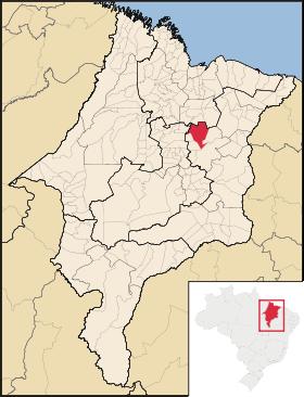 Mapa Coroata