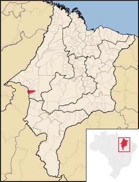 Mapa Gov Edison Lobao