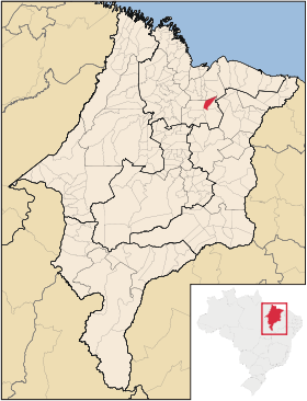 Mapa Presidente Vargas