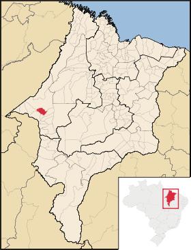 Mapa S F Brejao