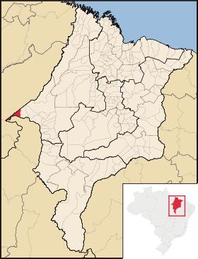 Mapa S P da Agua Branca