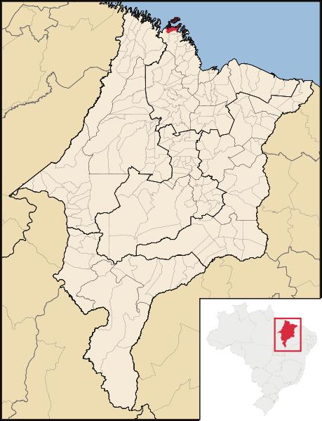 Mapa Apicum Açu