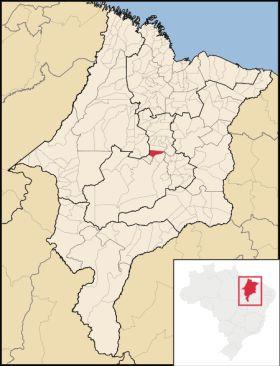 Mapa Esperantinopolis
