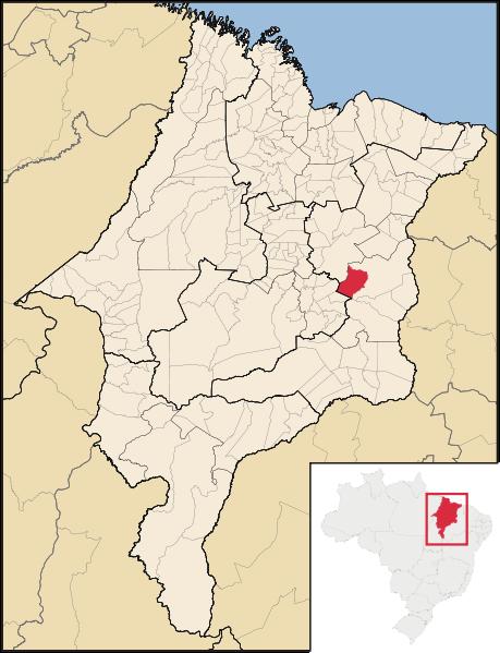 Mapa São João do Sóter