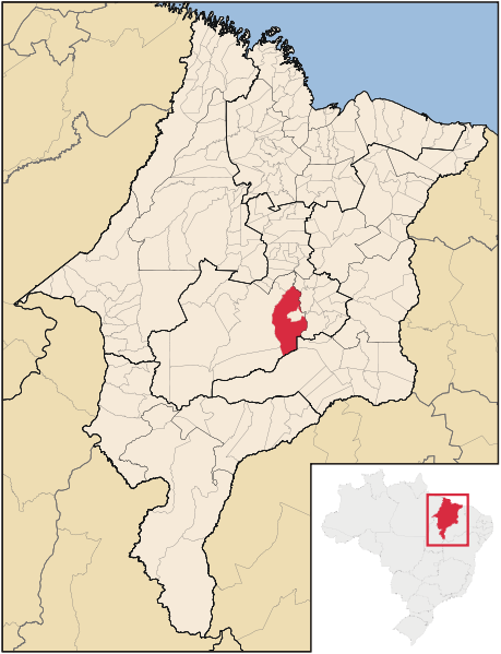 Mapa Tuntum