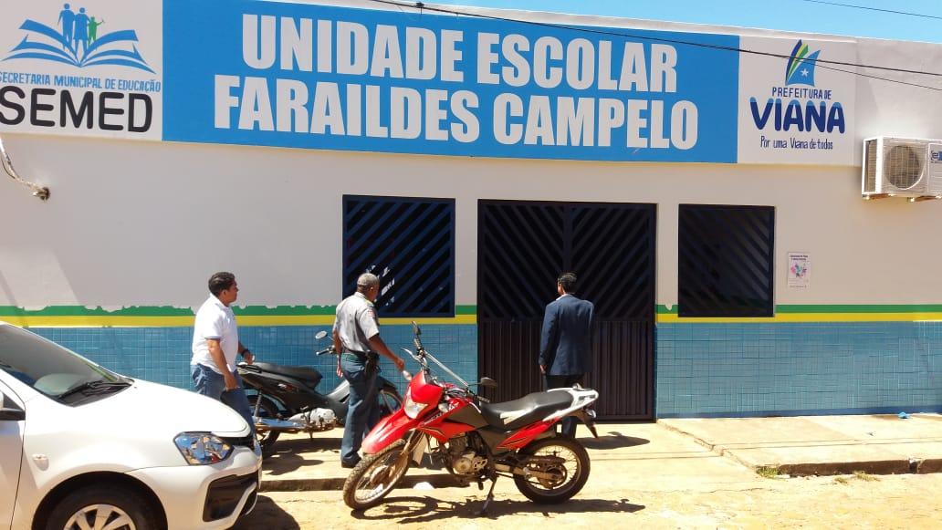 Viana Inspeção Escola 5