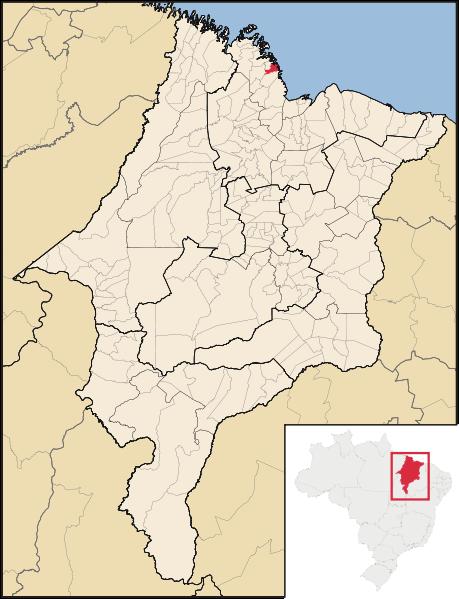 mapa Cedral