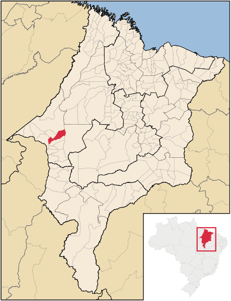 mapa João Lisboa