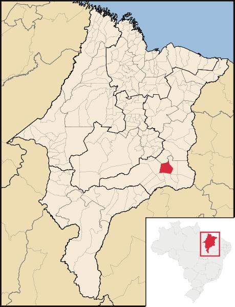 mapa Passagem Franca