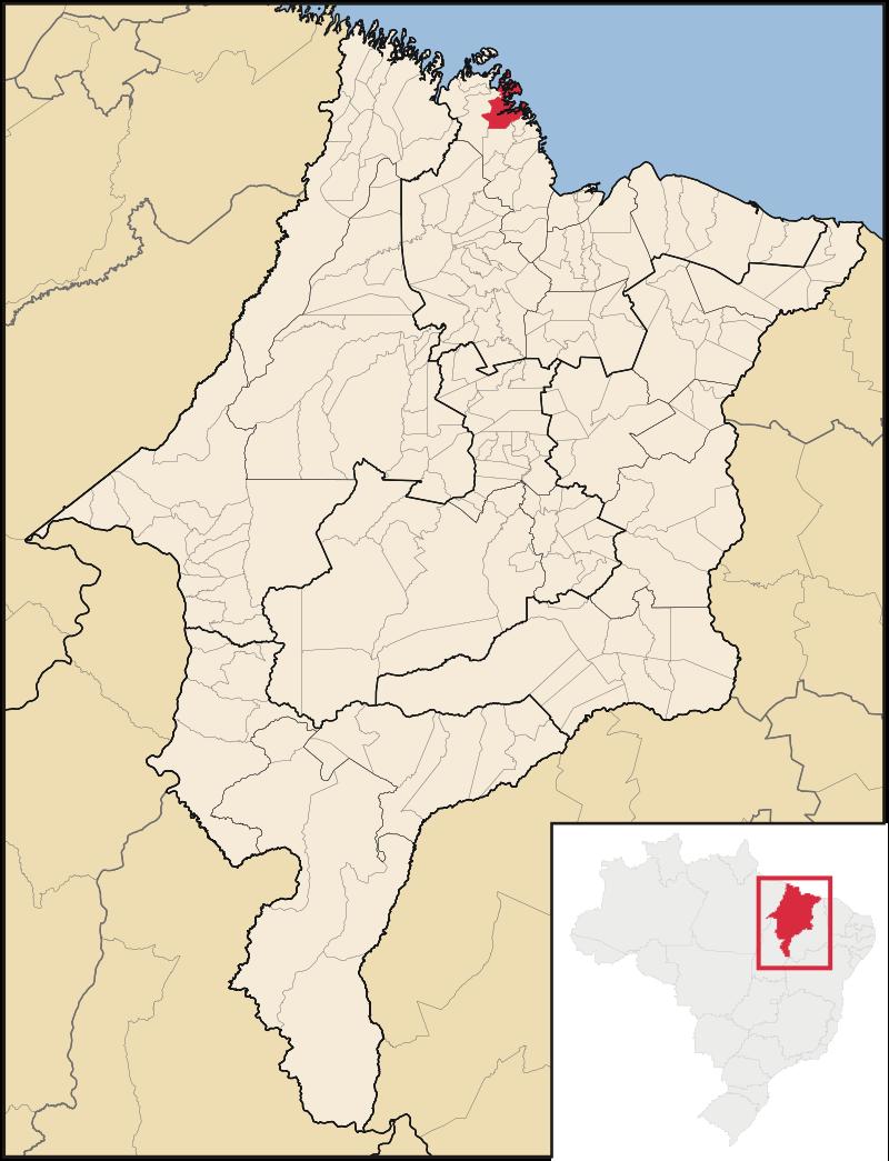 mapa cururupu