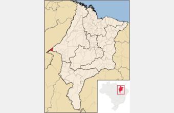 mini Mapa S P da Agua Branca