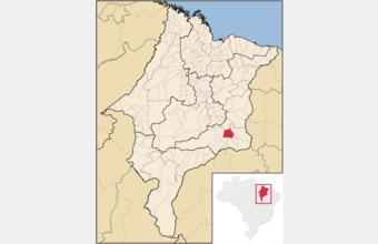 mini mapa Passagem Franca