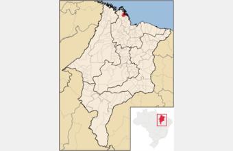 mini mini Mapa Cururupu