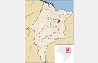 mini mini Mapa Timbiras